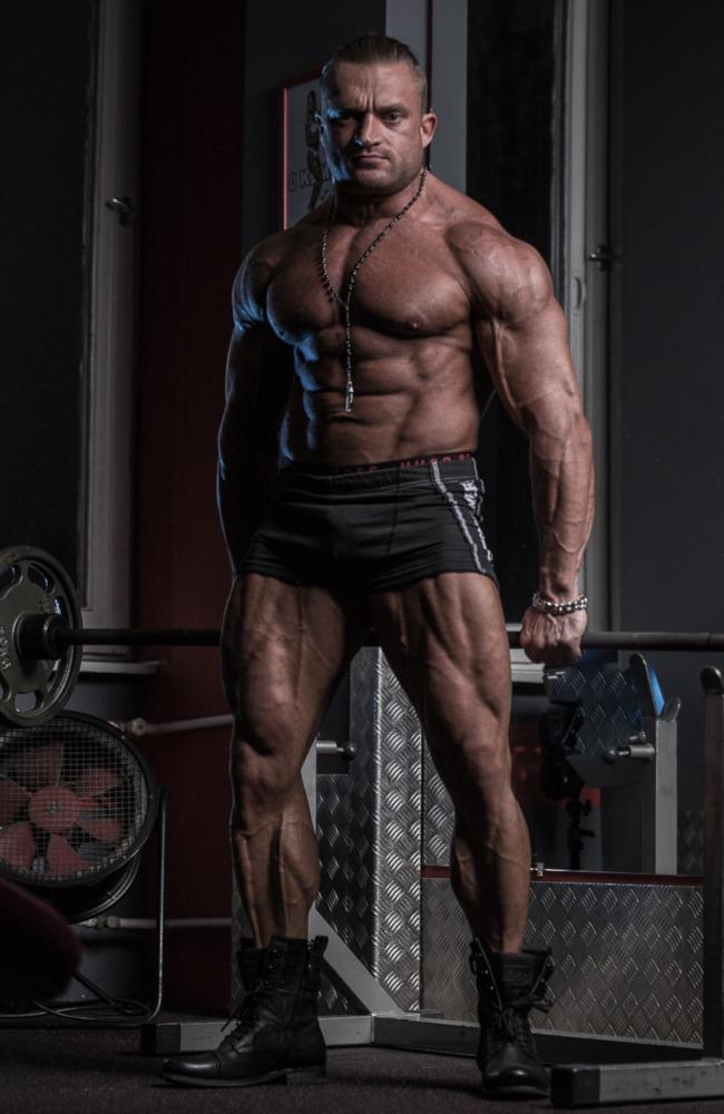 Varga Dániel Danybuilding személyi edző fitness bodybuilding diéta Budapest